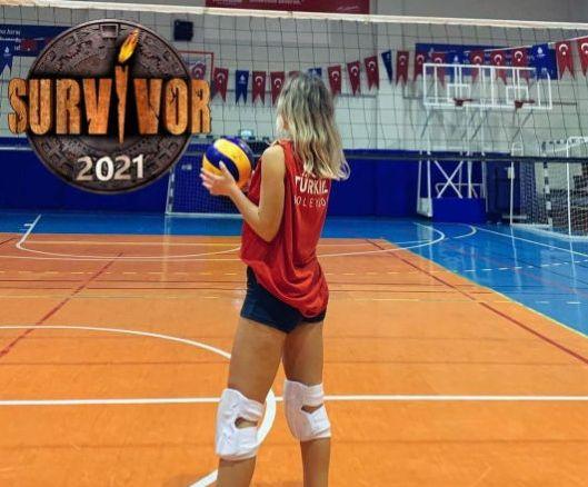 Survivor 2021 Gönüllüler Sümeyra Sönmezer – Voleybolcu Kim?